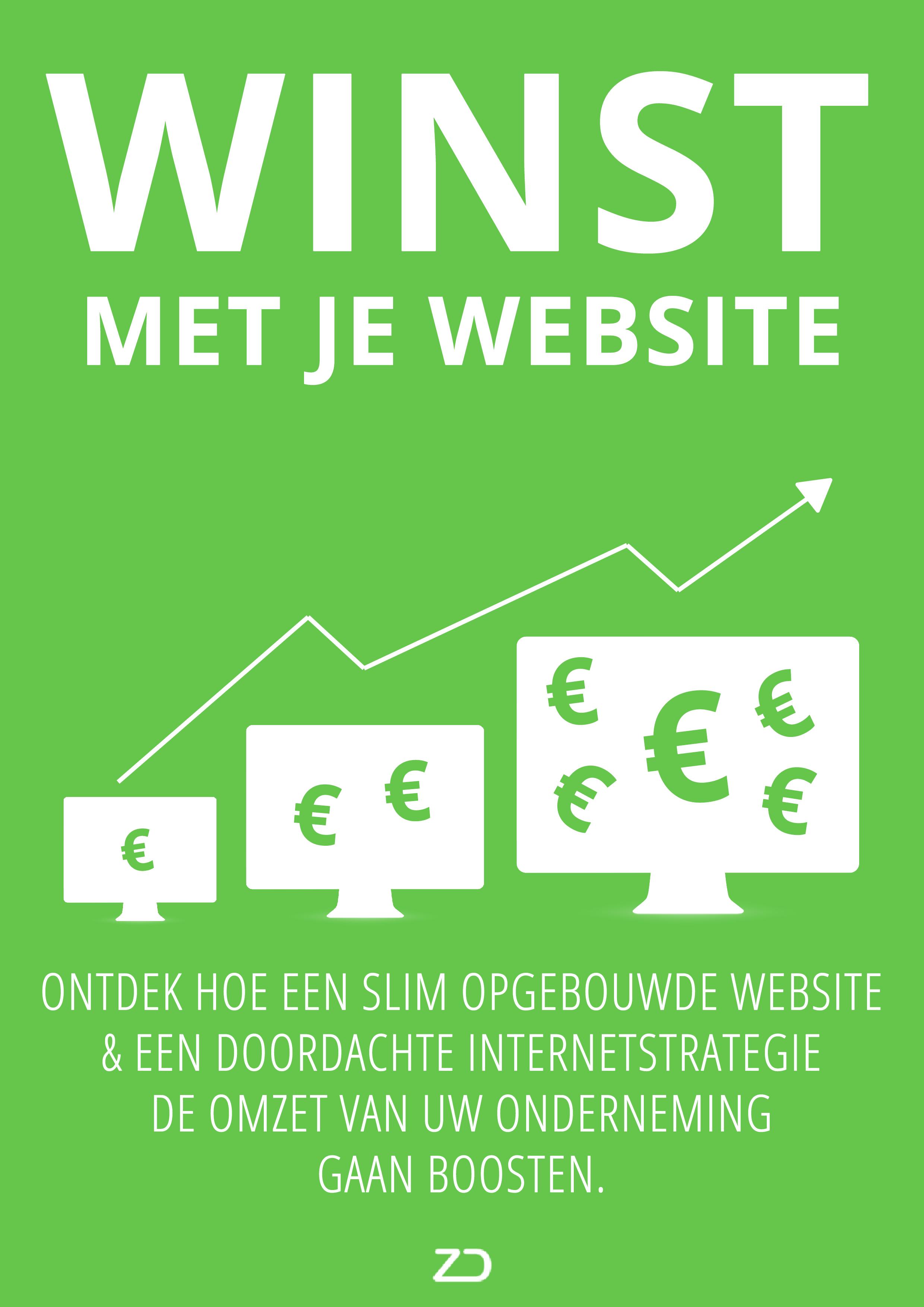 Winst met je website