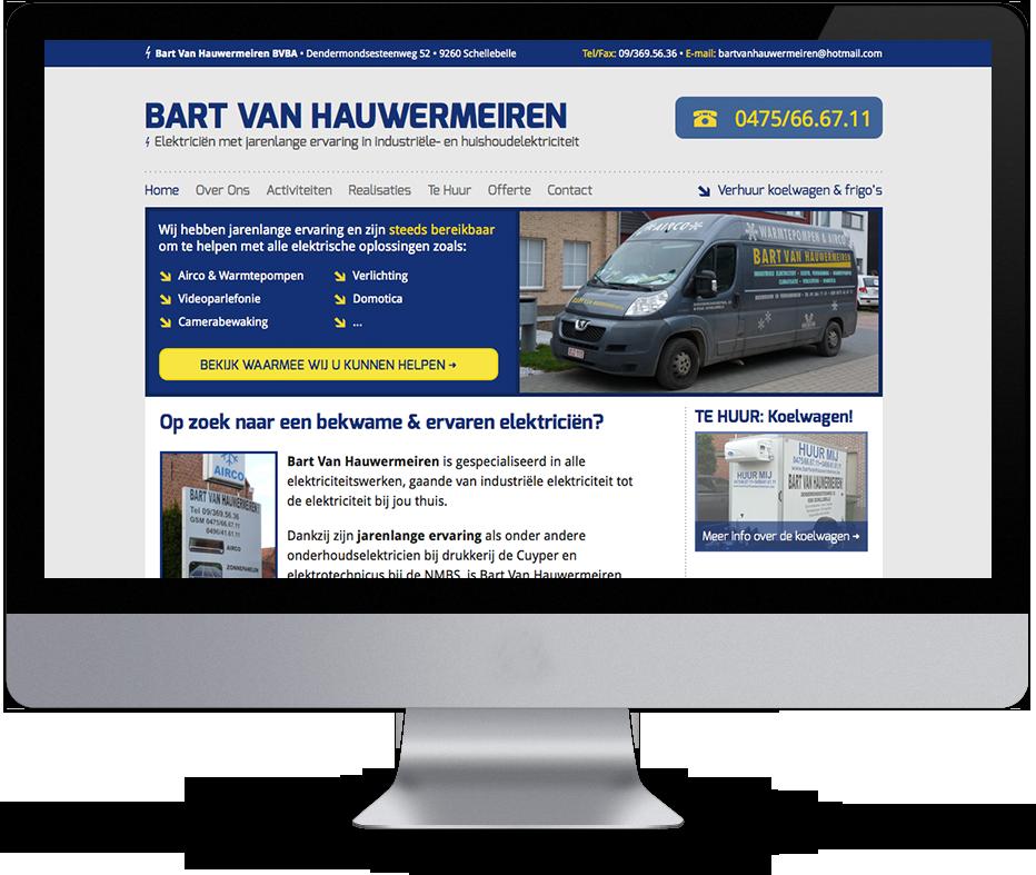 Bart Van Hauwermeiren