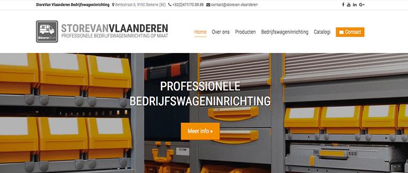 StoreVan Vlaanderen